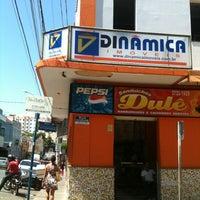Photo taken at Lanches Dulê by Fernando Peg  on 10/4/2012