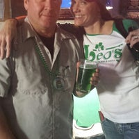 Photo taken at Leo's All-Star Sports Bar & Grill by Joe A. on 3/18/2014