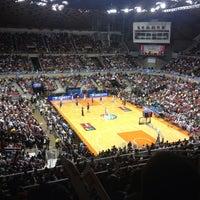 Photo taken at Roberto Clemente Coliseum by Leonardo A. on 8/27/2013