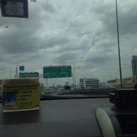 Photo taken at Surawong Toll Plaza by NPS🗣 on 8/2/2016