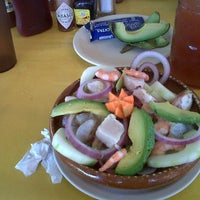 Photo taken at El Guamuchilito by Omar G. on 6/7/2013