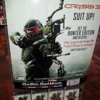 Photo taken at GameStop by Jose R. on 2/18/2013