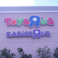 """Photo taken at Toys""""R""""Us / Babies""""R""""Us by Dmytro on 5/5/2013"""
