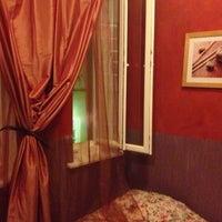 Photo taken at Kanonia Hostel Warsaw by Александр А. on 8/6/2013