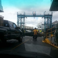 Photo taken at Bremerton Ferry Terminal by Roger W. on 10/21/2012