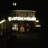 Photo taken at Custom House Bar & Grill by Dana B. on 11/13/2012