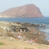 Photo taken at Chiringuito Pirata by Tenerife O. on 7/10/2013