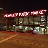 Photo taken at Milwaukee Public Market by Erin R. on 9/24/2012