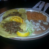 Photo taken at Los Panchos by Ashley S. on 1/12/2013