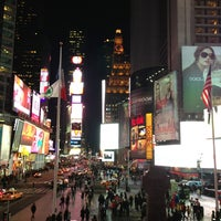 Photo taken at W New York - Times Square by Katerina on 2/8/2013