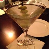 Photo taken at McCormick & Schmick's Seafood Restaurant by Mark F. on 11/30/2012