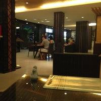Photo taken at Baramee Hip Hotel Phuket by Marina on 10/22/2013