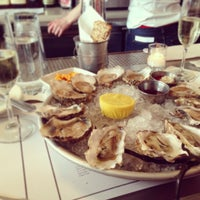 Photo taken at Mermaid Oyster Bar by Neha K. on 4/21/2013