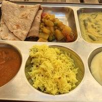 Photo taken at Beas Vegetarian Dhaba by Aliss K. on 5/11/2015