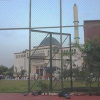 Photo taken at Masjid Baiturrahim by Shylla P. on 8/7/2013