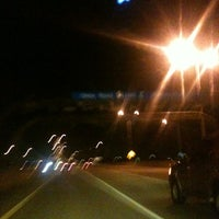 Photo taken at Toll Plaza 61 by Michelle D. on 1/3/2013