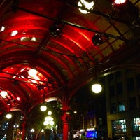 Photo taken at Pioneer Square Pergola by Kerry M. on 11/21/2014