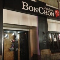 Photo taken at BonChon Chicken by Ron V. on 12/13/2012