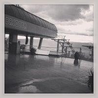 Photo taken at Bridger Deck Restaurant by Diane N. on 8/28/2013