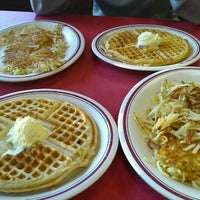 Photo taken at Huddle House by Katie P. on 9/23/2012
