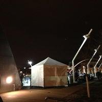 Photo taken at Brenton Skating Plaza by Joshua G. on 12/15/2012