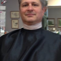 Photo taken at Mustang Barbers by Mike T. on 6/14/2014