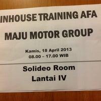 Photo taken at Hotel Anugerah by Jennirose G. on 4/18/2013