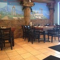 Photo taken at Spiro's Taverna by Jaxyn on 12/4/2012