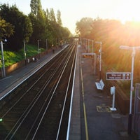 Photo taken at Fulwell Railway Station (FLW) by Gary G. on 9/7/2015