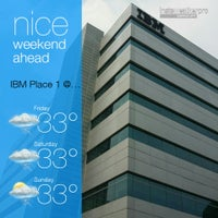 Photo taken at IBM Place 1 @ 7 Changi Business Park by Imran A. on 4/11/2014