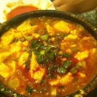 Photo taken at Arirang Korean Restaurant by Patrick H. on 11/20/2012