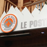 Photo taken at Le Poste de Secours by Guillaume S. on 1/30/2013