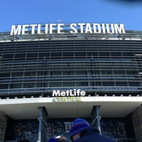 Photo taken at MetLife Stadium by Noah D. on 12/30/2012