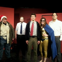 Photo taken at Annoyance Theatre & Bar by Shawn F. on 2/11/2013