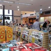 Photo taken at Saraiva MegaStore by Alex O. on 2/5/2013