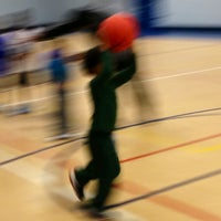 Photo taken at Beech Woods Recreation Center by Jessica J. on 2/1/2014