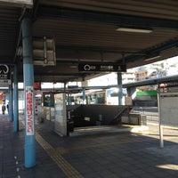 Photo taken at 中村公園バスターミナル by 鈴木 一. on 12/9/2012