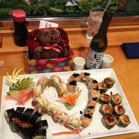 Photo taken at Sushi Thai by Jamie S. on 2/21/2013