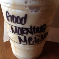 Photo taken at Starbucks by Melissa on 6/2/2013