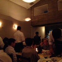 Photo taken at Angelini Osteria by Lorin S. on 9/30/2012