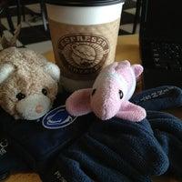 Photo taken at Espresso Royale Cafe by PSU-Lion D. on 2/28/2013