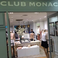 Photo taken at Club Monaco by Takeshi M. on 6/29/2014