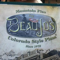 Photo taken at Beau Jo's by Dan W. on 6/10/2013