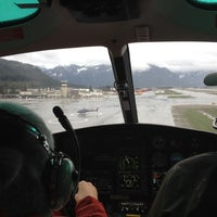 Photo taken at Juneau International Airport (JNU) by KNOW B. on 5/15/2013