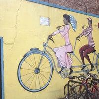 Photo taken at Dixon's Bike Shop by KNOW B. on 6/28/2013