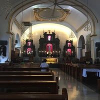 Photo taken at Santuario de San Pedro Bautista Parish by Kerwin M. on 7/14/2016