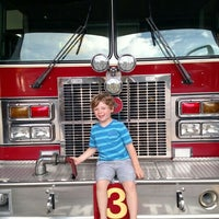 Photo taken at Firehouse #3 - Savannah Fire Department by Colby L. on 7/15/2016