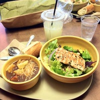 Photo taken at Panera Bread by Victoria A. on 2/13/2013