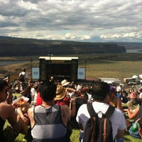 Photo taken at The Gorge Amphitheatre by Sami L. on 5/25/2013