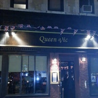 Photo taken at Queen Vic by Michael S. on 9/23/2012